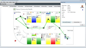 RTLS, time and motion study, Asset Tracking, patient tracking, workflow, automation