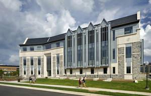 Virginia Tech, ICTAS II, SmithGroup-designed, LEED