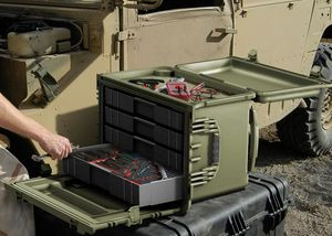 Pelican Rugged Tool Chest That Works Anywhere