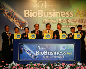 Dr. Johnsee Lee, Dr. Ming-Ji Wu, Dr. Lo-Chuen Lee, Dr. Cyrus Chu, Mr. Steven Burrill, Dr. Huan Lin, Dr. Yio-Hua Shau