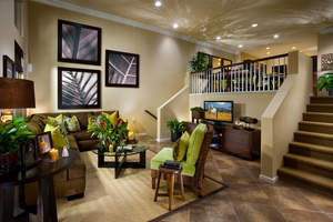 townhomes in LA, LA new townhomes, beach close townhomes, gated townhomes