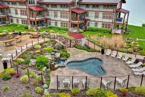 waterside condominium