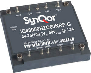 DC-DC Power Converter 95 percent efficiency
