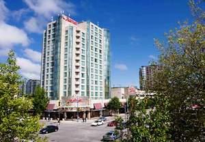 Vancouver, BC hotel deals