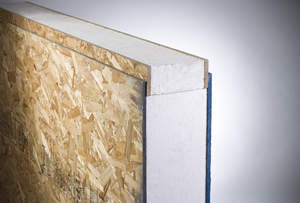 R-Control Structural Insulated Panel (SIP)