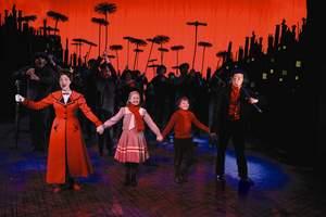 Mary Poppins ABQ Popejoy Hall