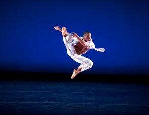 Dance Brazil ABQ Popejoy Hall