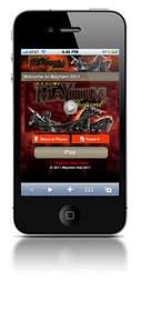 Mayhem festival, music festival, thwapr, mobile video