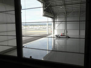 20,200 sq. ft. Aircraft Hangar at Perth (YPPH)