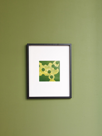 Carol Padberg's 'Spot,' courtesy of West Elm and 20x200 fall collaboration.