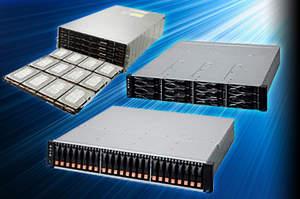 Image of Xanadu 300 Series High Performance Storage Systems