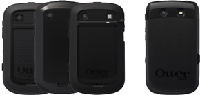 OtterBox cases for BlackBerry Bold 9900 & 9930 & BlackBerry Torch 9810