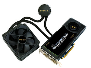 PNY Liquid Cooled GTX 580 with CPU Cooling