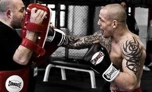 Ross 'The Real Deal' Pearson will represent IC Places at UFC 134 in Rio de Janeiro.