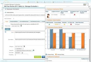 With Workday's embedded intelligence, data is available in real time for objective decision-making and fact-based management.