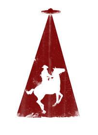 Cowboys & Aliens apparel design