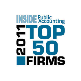 Top 50 Accounting Firms Logo