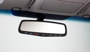 Gentex Auto-Dimming Mirror featuring Hyundai Blue Link(TM) technology