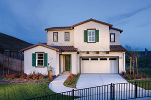 Paradise Valley new homes, new Paradise Valley homes, William Lyon Homes