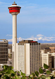 Calgary Hotels in Downtown