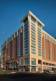 a Arlington, VA extended stay hotel 