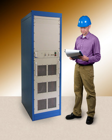 Solid-state high power pulse modulator