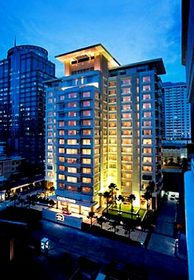 business district hotels in Bangkok