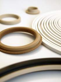 Trelleborg's Turcon(R) MF6 and Zurcon(R) Z431 PEEK(TM) seal and bearing materials