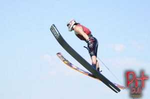 Ryan Dodd, Pit Bull Energy Bar, Ski Fly, Water Ski, World Ski Fly Tour