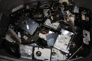 Asset Management Recycling