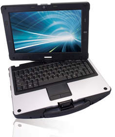 GammaTech Introduces Its Newest Mobile Rugged, Convertible Durabook Notebook Computer