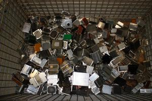 XTechnology Global, eWaste, recycling, copper, heatsinks,