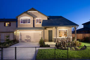 move-in ready homes, detached Lathrop homes, William Lyon Homes