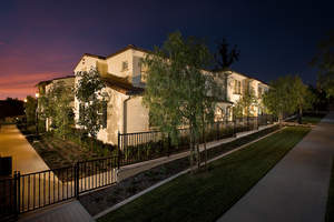 Irvine new homes, new Irvine homes, attached Irvine townhomes