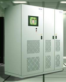 VYCON's Hybrid VDC XEB Energy Storage System