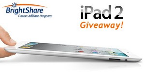 BrightShare iPad2 Giveaway - CBG Affiliate Weekend