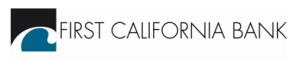 First California Bank