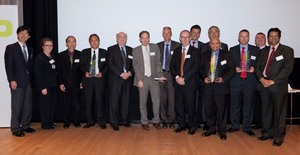 NXP Best Supplier Awards 2011