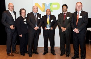 Tata Consultancy Services wins 2011 NXP Best Supplier Award