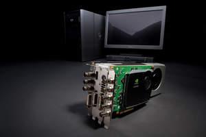 NVIDIA Quadro Digital Video Pipeline