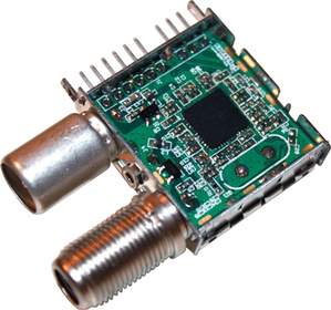 NXP TDA18250 OM3948C