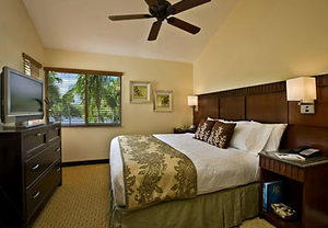 Hotel villas near West Palm Beach Airport.