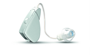 ReSound Alera TS hearing aid for tinnitus management.
