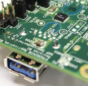 NXP PTN36241B USB 3.0 SuperSpeed redriver