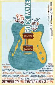 Rock Make Poster