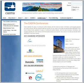 CASMA,airlines,travel,CASMA University,marketing,sales,GDS,conference,Beijing,China,online,airfare