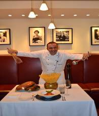 Chef Federico Villoni at The Fairmont Heliopolis & Towers