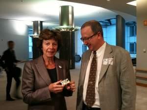 Neelie Kroes, European Commission