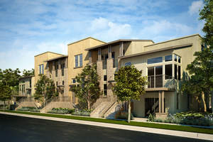LA new townhomes, large LA townhomes, gated townhomes, South Bay townhomes