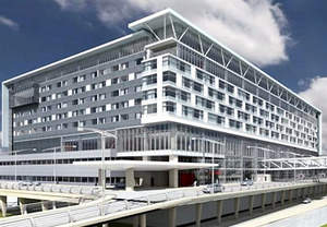Hotels near Montreal-Trudeau Airport